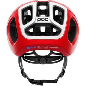 POC Ventral Air Spin Helmet prismane red matt